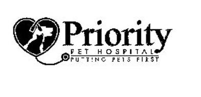 PRIORITY PET HOSPITAL PUTTING PETS FIRST