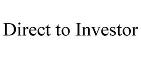 DIRECT TO INVESTOR