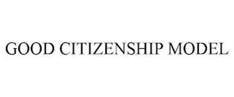 GOOD CITIZENSHIP MODEL