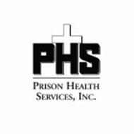 PHS PRISON HEALTH SERVICES, INC.