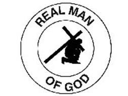 REAL MAN OF GOD