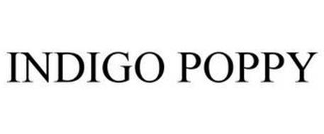 INDIGO POPPY