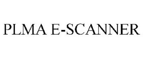 PLMA E-SCANNER