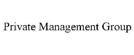 PRIVATE MANAGEMENT GROUP
