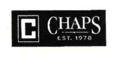 C CHAPS EST. 1978
