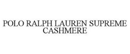 POLO RALPH LAUREN SUPREME CASHMERE