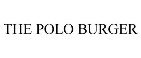 THE POLO BURGER