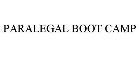 PARALEGAL BOOT CAMP