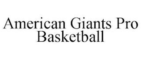 AMERICAN GIANTS PRO BASKETBALL