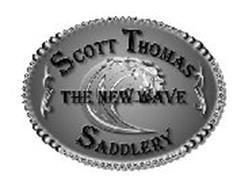 SCOTT THOMAS THE NEW WAVE SADDLERY