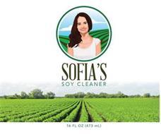 SOFIA'S SOY CLEANERS