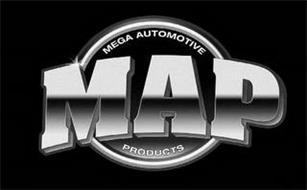 MEGA AUTOMOTIVE MAP PRODUCTS