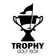 TROPHY GOLF BOX