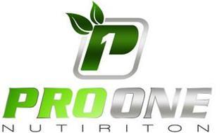P1 PROONE NUTIRITON