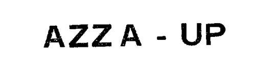 AZZA - UP