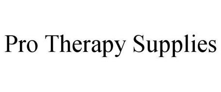 PRO THERAPY SUPPLIES