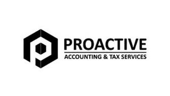 P PROACTIVE ACCOUNTING & TAX SERVICES