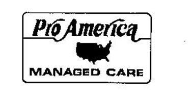 PROAMERICA MANAGED CARE