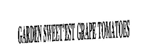 GARDEN SWEET'EST GRAPE TOMATOES