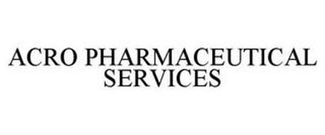 ACRO PHARMACEUTICAL SERVICES