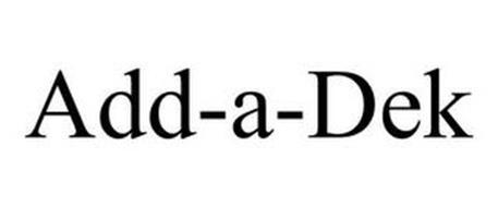 ADD-A-DEK