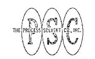 THE PROCESS SOLVENT CO., INC.  PSC