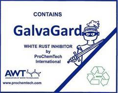 GALVAGARD WHITE RUST INHIBITOR BY PROCHEMTECH INTERNATIONAL