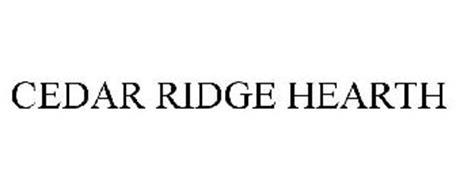 CEDAR RIDGE HEARTH