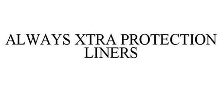 ALWAYS XTRA PROTECTION LINERS