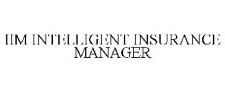 IIM INTELLIGENT INSURANCE MANAGER