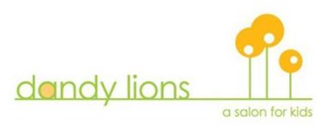 DANDY LIONS A SALON FOR KIDS