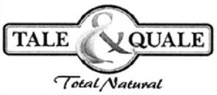 TALE & QUALE TOTAL NATURAL