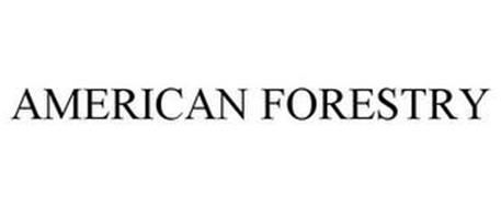 AMERICAN FORESTRY