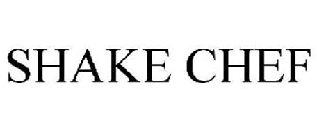SHAKE CHEF