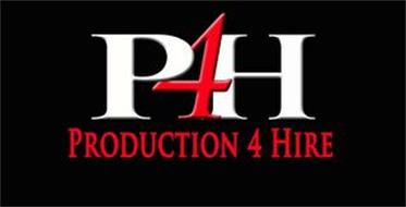 P4H PRODUCTION 4 HIRE