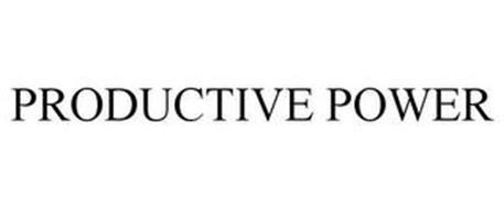 PRODUCTIVE POWER