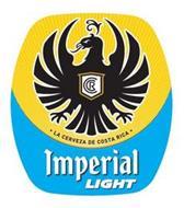 CCR LA CERVEZA DE COSTA RICA IMPERIAL LIGHT