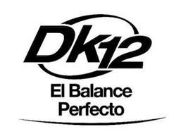 DK12 EL BALANCE PERFECTO