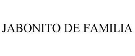 JABONITO DE FAMILIA