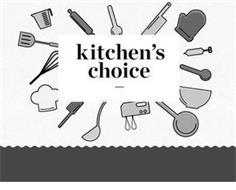 KITCHEN'S CHOICE