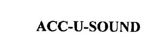 ACC-U-SOUND