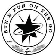 SUN N FUN ON THE GO MMXI GO