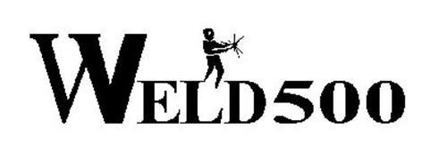 weld 500 trademark of pro