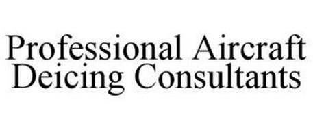 PROFESSIONAL AIRCRAFT DEICING CONSULTANTS