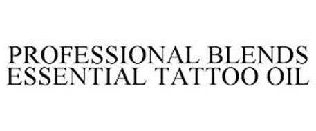 PROFESSIONAL BLENDS ESSENTIAL TATTOO OIL