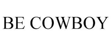 BE COWBOY