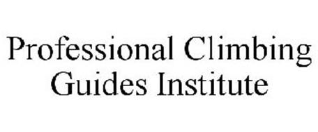 PROFESSIONAL CLIMBING GUIDES INSTITUTE