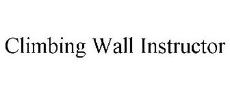 CLIMBING WALL INSTRUCTOR