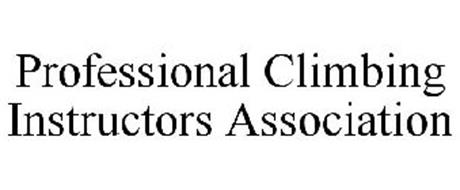 PROFESSIONAL CLIMBING INSTRUCTORS ASSOCIATION