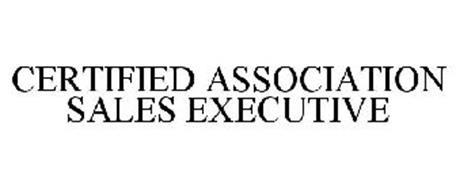 CERTIFIED ASSOCIATION SALES EXECUTIVE